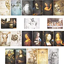 The Gifted Stationary Leonardo da Vinci Posters (13x19in, 20 Pack)