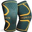 BLITZU Flex Plus Compression Knee Brace for Joint Pain