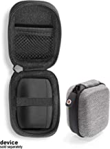 Protective Case for Jabra Elite 65t, Elite Active 65t, Elite Sport True Wireless Earbuds, Featured Strong Light Weight case in Compact Size, Good for Both Protection and Storage, Tweed Gray