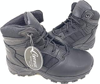 Corcoran Mens 6 Non-Metallic Tactical Boots Black 10.5 Medium CV5003