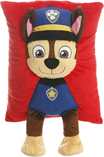 Paw Patrol Chase Decorative Pillow, Navy rot