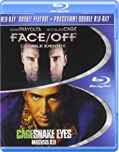 Face/Off / Snake Eyes Double Feature