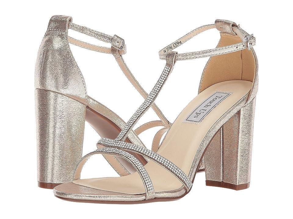 Touch Ups Gwen (Champagne) High Heels