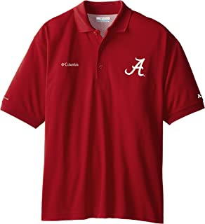NCAA Alabama Crimson Tide Collegiate Perfect Cast Polo Shirt