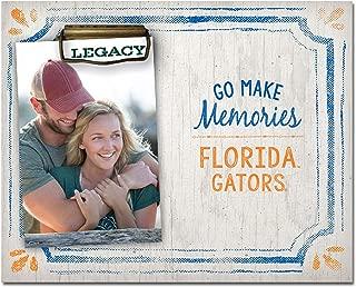 NCAA Fan Shop Florida Gators Legacy Memento Photo Holder 8x10, One Size, Wood