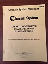 Chessie System Railroad Diesel Locomotive Classification Diagram Book January 1 1978