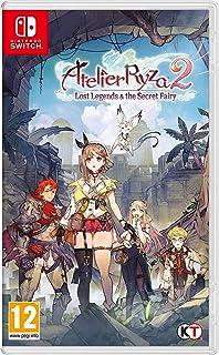 Atelier Ryza 2 Lost Legends & The Secret Fairy (Nintendo Switch)