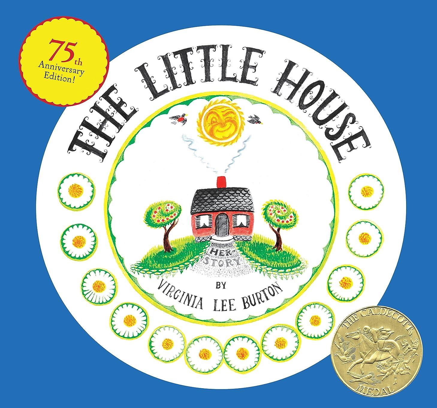 休憩コードレス日付The Little House 75th Anniversary Edition (English Edition)