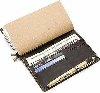 diy traveler's notebook wallet insert