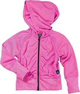 Bug Smarties Hooded Pink Micromesh Jacket with Insect Shield, Girls Ages 2-8