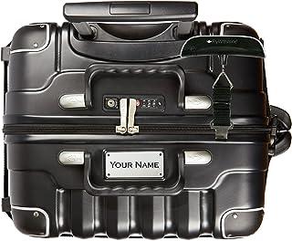 Bundle - 2 items: VinGardeValise 12 Bottle Wine Travel Suitcase with Personalizable nameplate, FlyWithWine Digital Luggage...