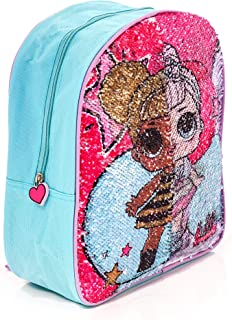 1efb27687 Envío GRATIS en pedidos elegibles. LOL Surprise - Mochila Infantil Rosa  Rosa 32 x 25 x 11 cm
