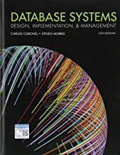 database systems coronel 13th edition