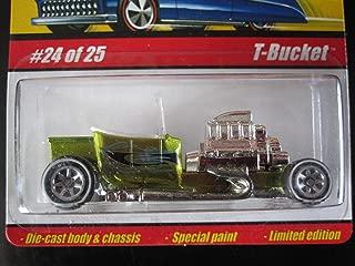 T-bucket (Spectraflame Antifreeze) 2005 Hot Wheels Classics Series 1 #24
