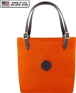 Duluth Pack Market Medium Tote (Orange)