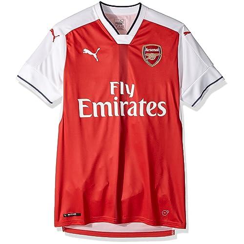 PUMA Men s AFC Home Replica Shirt 3e7dcf058