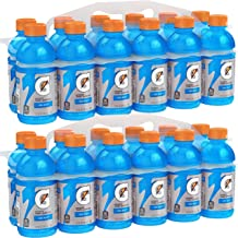 Gatorade Thirst Quencher, Cool Blue, 12 Ounce Bottles (Pack of 24)