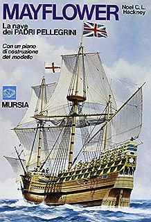 Mayflower, la nave dei Padri Pellegrini. Con un piano di costruzione del modello