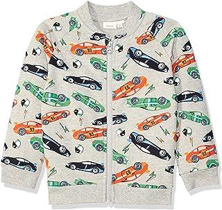 Name It Nmmtacars Swe Card Bru Erkek çocuk Sweatshirt