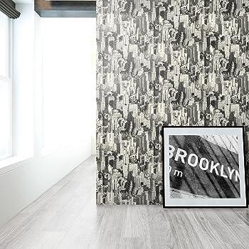 RoomMates New York City Peel and Stick Wallpaper
