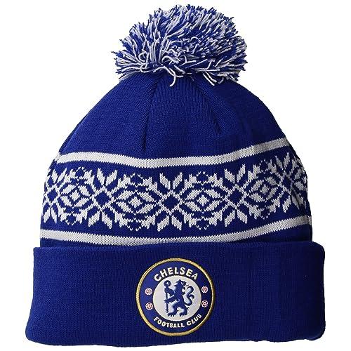 4cbd4b4e46f Chelsea FC Authentic EPL Knitted Ski Hat
