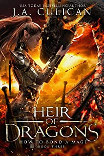 How to Bond a Mage (Heir of Dragons Book 3)