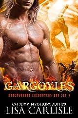 Gargoyles: A Shifter and Rockstar Romance Boxed Set (Underground Encounters Box Set Book 3) Kindle Edition
