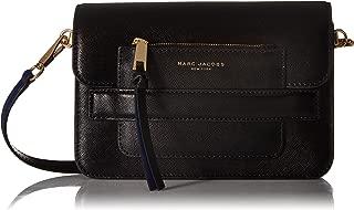 Medium Madison Saffiano Shoulder Bag