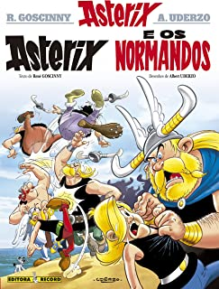 Asterix - Asterix e os Normandos - Volume 9