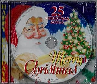 Happy Holidays 25 Christmas Songs MERRY CHRISTMAS