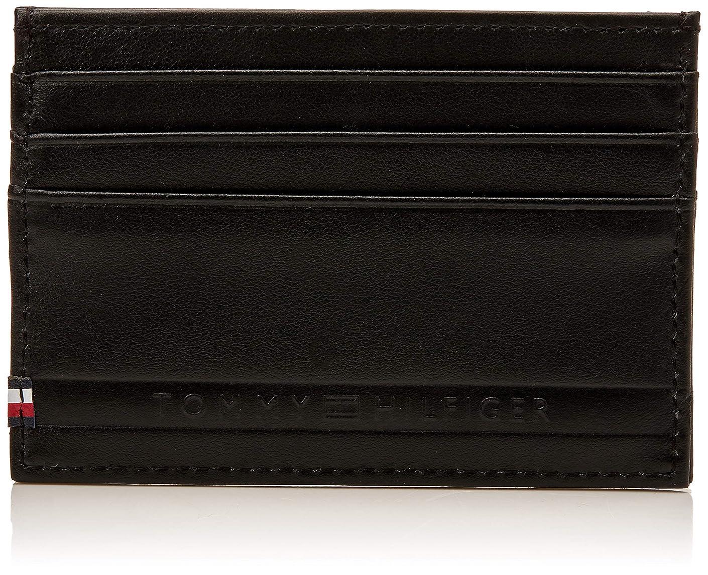僕の欲望先例Tommy Hilfiger メンズ AM0AM03666 US サイズ: 0.5x7.5x10.5 centimeters (B x H x T) カラー: ブラック
