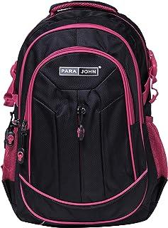 PARA JOHN Backpack for School, Travel & Work, 18''- Unisex Adults' Backpack/Rucksack - Multi-functional Casual Backpack - ...