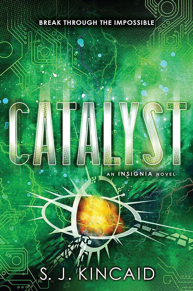 スカーフ略す中にCatalyst (Insignia Book 3) (English Edition)