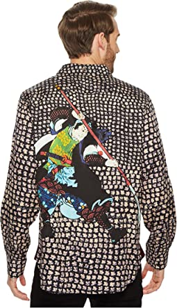 Robert Graham - Tenacity Limit Edition Long Sleeve Woven Shirt