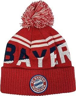 FC Bayern Munich pom Beanie 2018/19 Cap hat Soccer Football Official Merchandise