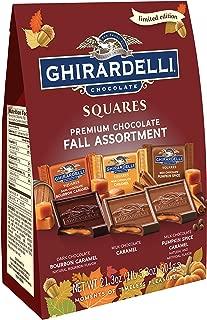 Ghirardelli Premium Chocolate Fall Assortment, 21.3 Ounce