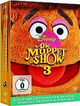 Die Muppet Show - Die komplette dritte Staffel (Special Edition, 4 Discs) [Alemania] [DVD]