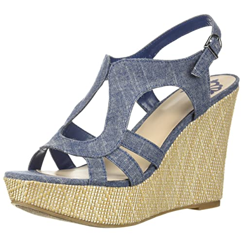 4380904f230 Fergalicious Women s Vista Wedge Sandal