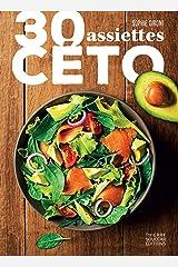 30 assiettes céto Format Kindle