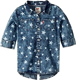 Western Denim Top (Toddler)