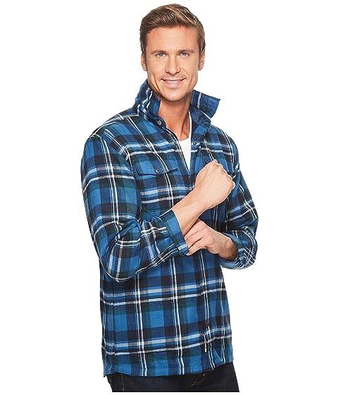 Fleece Shirt Khakis Mountain Christopher Lined wAn60qxgE