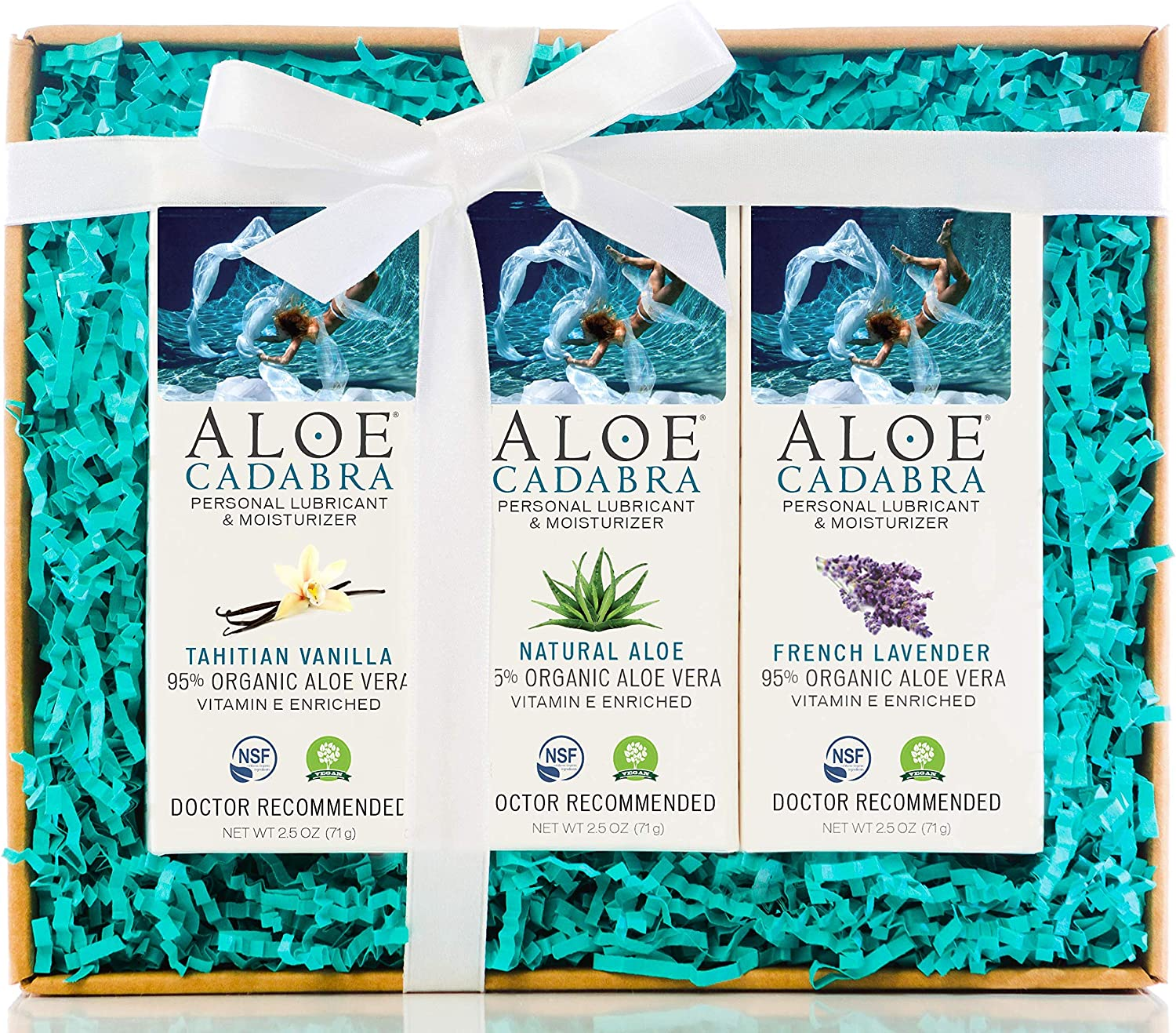 Aloe Cadabra Organic Max 64% OFF Personal Lubricant Vaginal Mois Sale Special Price Natural and