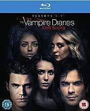 The Vampire Diaries - Season 1-7 2016  Region Free