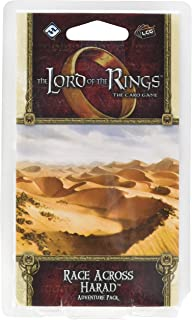 Fantasy Flight Games Lord of The Rings LCG - Race Across Harad Adventure Pack Card Game