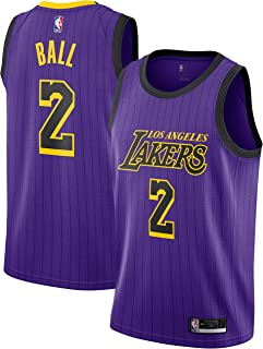 Best authentic lonzo ball jersey lakers Reviews