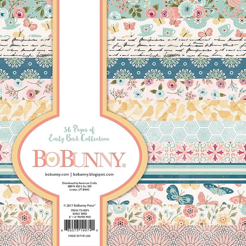 Bo Bunny 7310074 Pad Paper, Multi