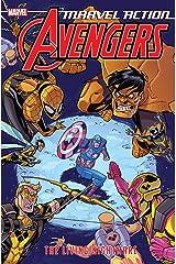 Marvel Action Avengers Vol. 4: The Living Nightmare (Marvel Action Avengers (2018-2020)) Kindle Edition