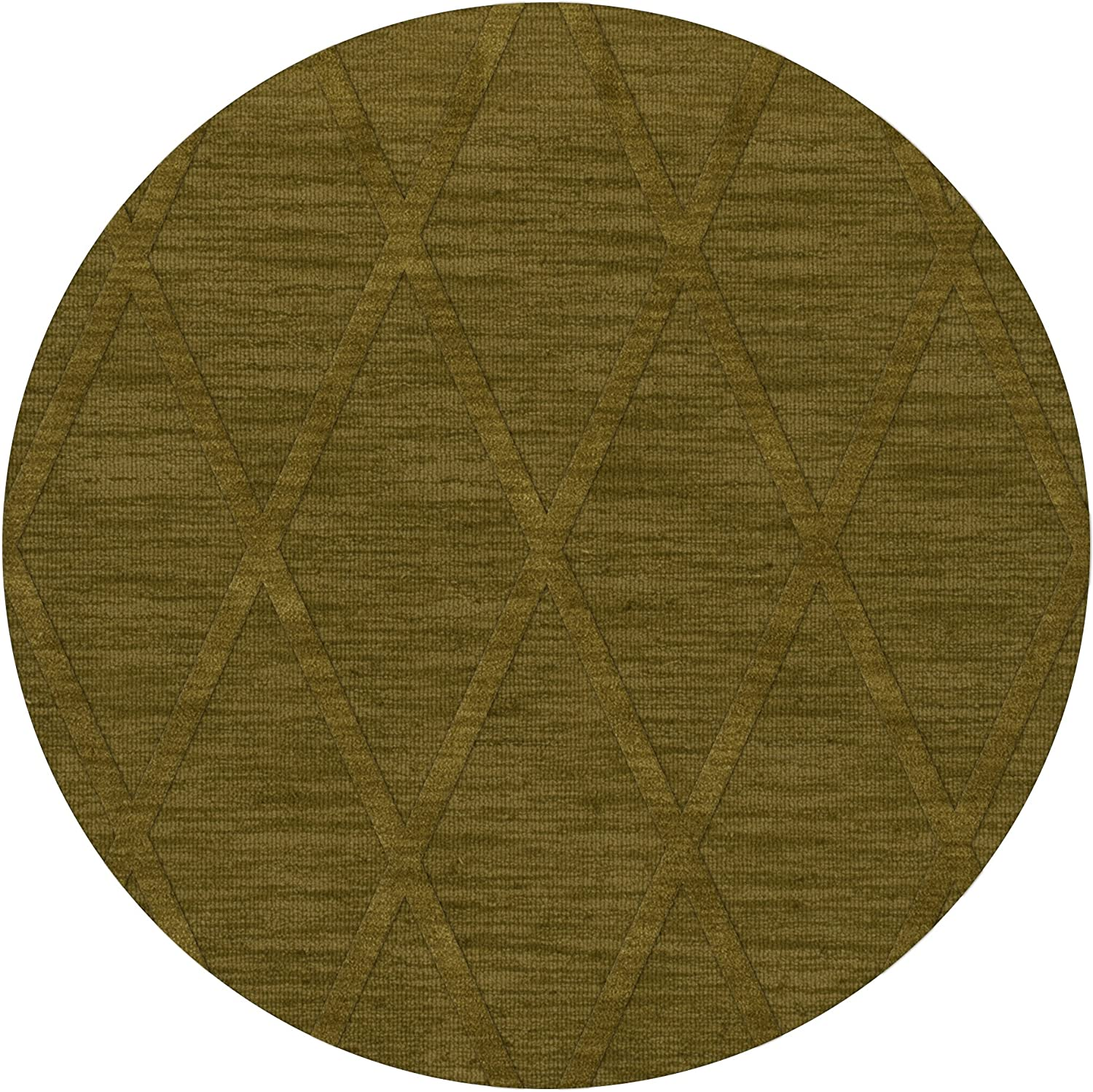 Dalyn Rugs Dover DV11 Tampa Mall Avocado Round 12' Rug Max 52% OFF