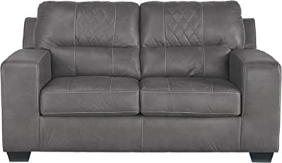 Amazon.com: ACME Furniture 55765 Phygia Sofa, Brown: Kitchen ...