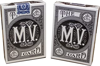 Andrew Dougherty Murphy Varnish Playing Cards